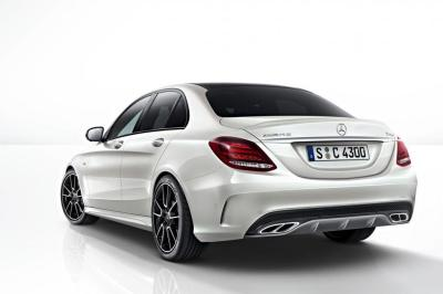 Image of Mercedes-Benz C 43 AMG 4MATIC
