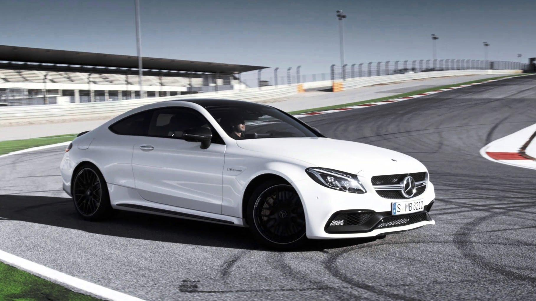 Mercedes C43 Amg Coupe >> Mercedes Benz C 43 Amg Coupe 4matic C205 Laptimes Specs