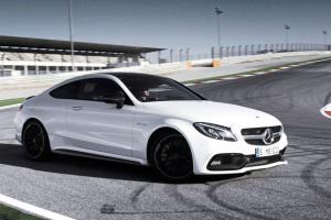 Picture of Mercedes-Benz C 43 AMG Coupe 4MATIC