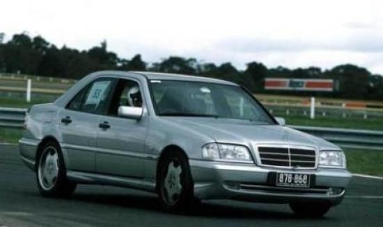 Image of Mercedes-Benz C 43 AMG