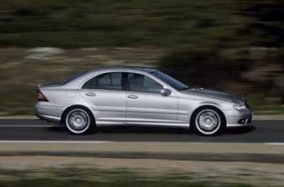 Image of Mercedes-Benz C 55 AMG