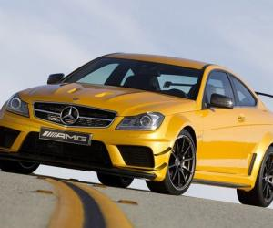 Picture of C 63 AMG Coupe Black Series