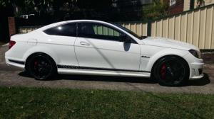 Photo of Mercedes-Benz C 63 AMG Coupe Edition 507