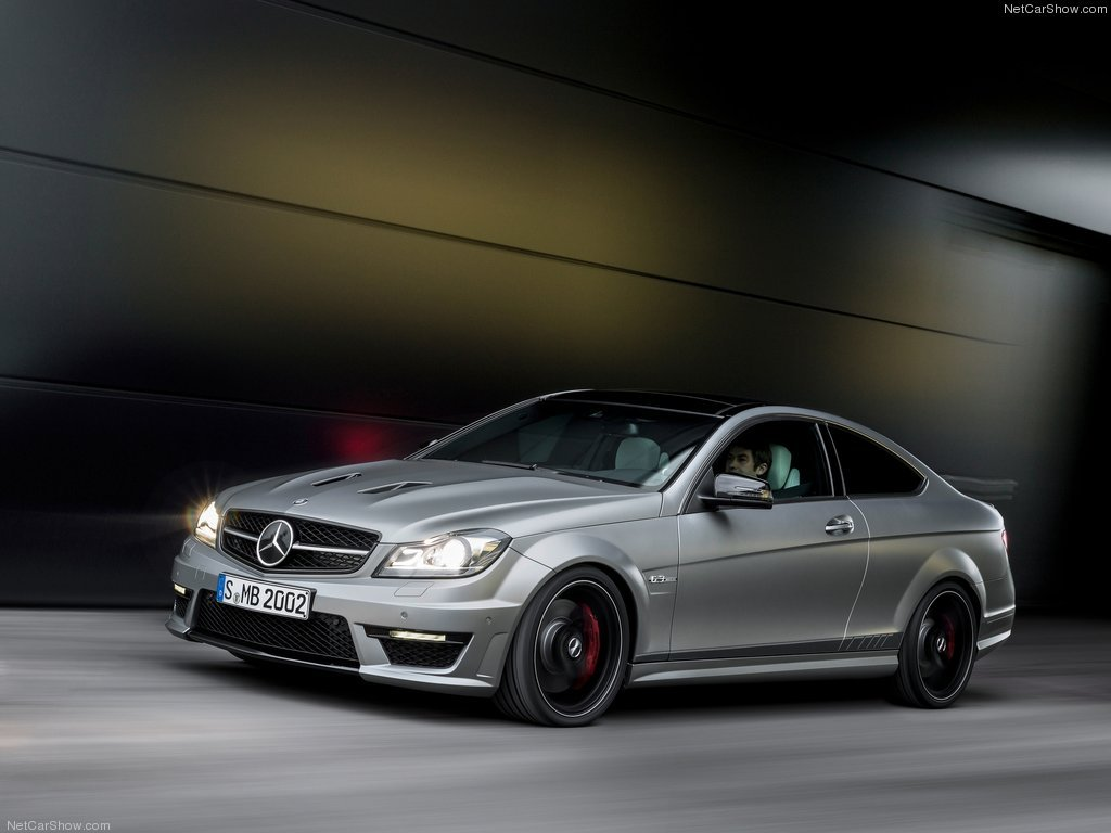 Mercedes C63 Amg 0 60 >> Mercedes Benz C 63 Amg Coupe Edition 507 Laptimes Specs