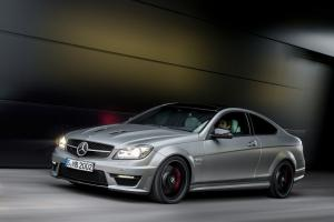 Picture of Mercedes-Benz C 63 AMG Coupe Edition 507