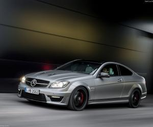 Picture of C 63 AMG Coupe Edition 507