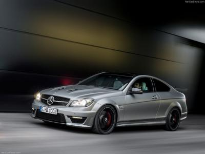 Image of Mercedes-Benz C 63 AMG Coupe Edition 507