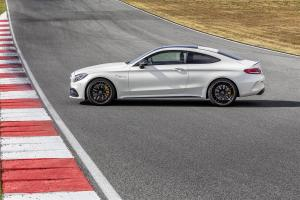 Picture of Mercedes-Benz C 63 AMG Coupe (C205)