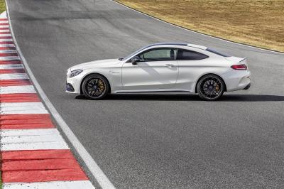 Image of Mercedes-Benz C 63 AMG Coupe