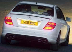 Photo of Mercedes-Benz C 63 AMG DR 520