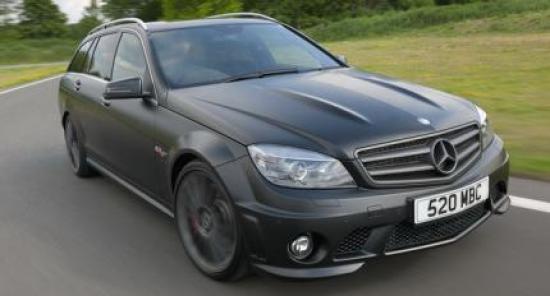 Image of Mercedes-Benz C 63 AMG DR 520 Estate