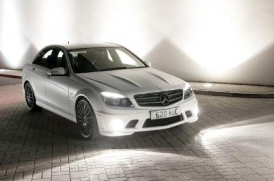 Image of Mercedes-Benz C 63 AMG DR 520