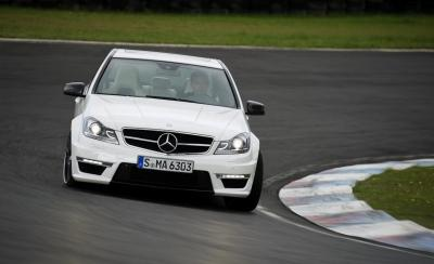 Image of Mercedes-Benz C 63 AMG Performance Package