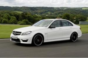 Picture of C 63 AMG Performance Package