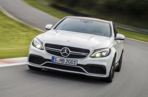 Photo of Mercedes-Benz C 63 AMG S W205