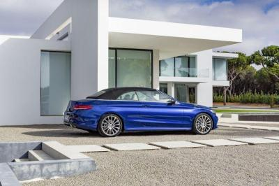Image of Mercedes-Benz C 63 AMG S Convertible