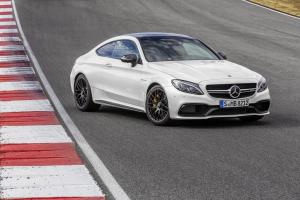 Picture of Mercedes-Benz C 63 AMG S Coupe (C205)