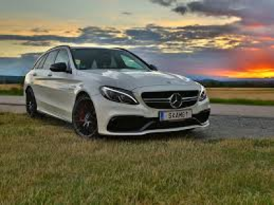 Image of Mercedes-Benz C 63 AMG S T-Modell