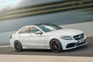 Picture of Mercedes-Benz C 63 AMG S (W205)