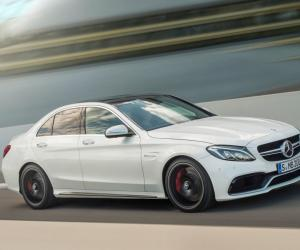 Picture of Mercedes-Benz C 63 AMG S