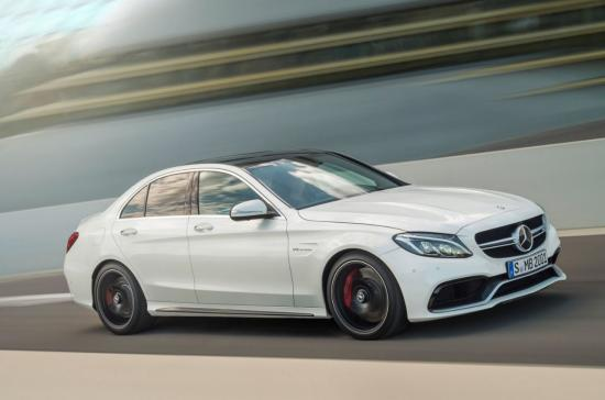 Image of Mercedes-Benz C 63 AMG S