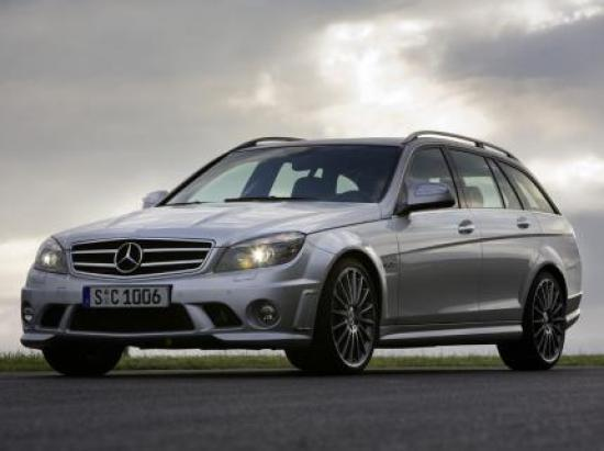 Image of Mercedes-Benz C 63 AMG T-Model