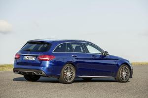 Picture of Mercedes-Benz C 63 AMG T (S205)