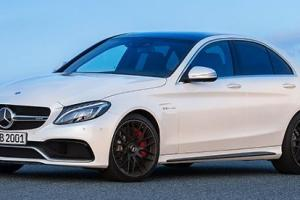 Picture of Mercedes-Benz C 63 AMG (W205)