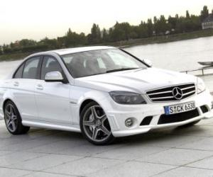 Picture of Mercedes-Benz C 63 AMG