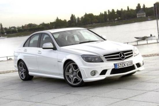 Image of Mercedes-Benz C 63 AMG