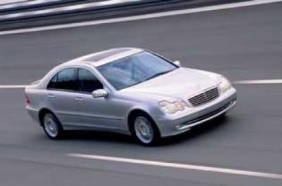 Image of Mercedes-Benz C320