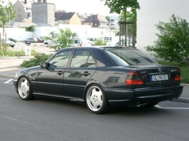 Image of Mercedes-Benz C55 AMG