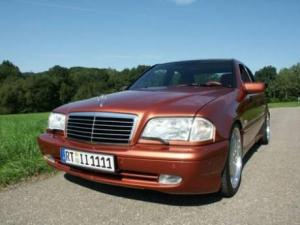 Photo of Mercedes-Benz C55 AMG W202