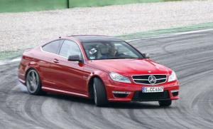 Photo of Mercedes-Benz C63 AMG Coupe Performance Package