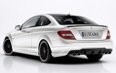 Mercedes-Benz C63 AMG Coupe Performance Package