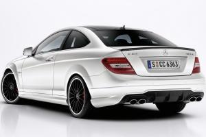 Picture of C63 AMG Coupe Performance Package