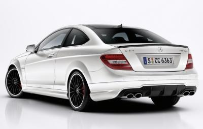 Image of Mercedes-Benz C63 AMG Coupe Performance Package