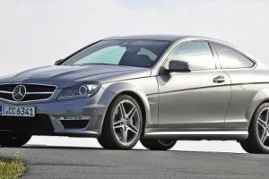 Picture of Mercedes-Benz C63 AMG Coupe