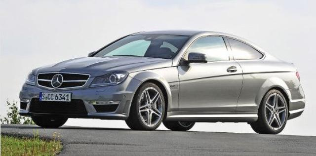 Image of Mercedes-Benz C63 AMG Coupe