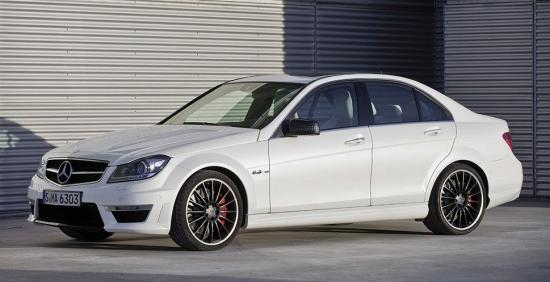 Image of Mercedes-Benz C63 AMG Performance Package