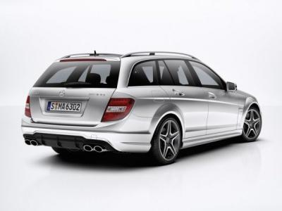 Image of Mercedes-Benz C63 AMG T Performance Package