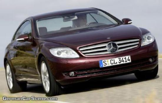 Image of Mercedes-Benz CL 500