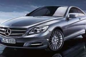 Picture of Mercedes-Benz CL 500 BlueEFFICIENCY