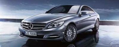 Image of Mercedes-Benz CL 500 BlueEFFICIENCY
