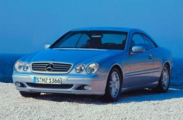 Image of Mercedes-Benz CL 500