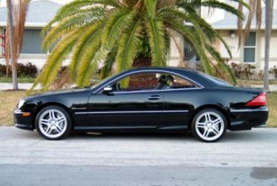 Image of Mercedes-Benz CL 55 AMG