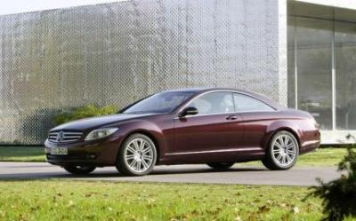 Image of Mercedes-Benz CL 550 4MATIC