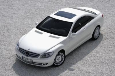 Image of Mercedes-Benz CL 600