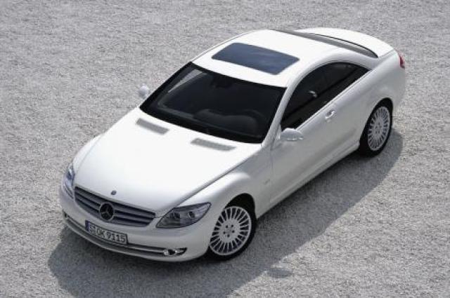 Image of Mercedes-Benz CL 600