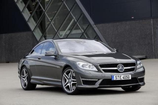 Image of Mercedes-Benz CL 63 AMG